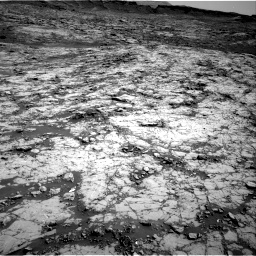 Nasa's Mars rover Curiosity acquired this image using its Right Navigation Camera on Sol 1431, at drive 1956, site number 56