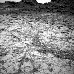 Nasa's Mars rover Curiosity acquired this image using its Right Navigation Camera on Sol 1431, at drive 1962, site number 56