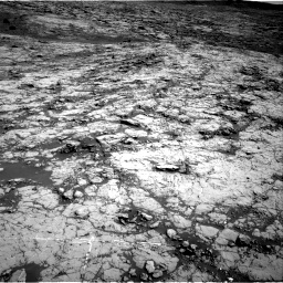 Nasa's Mars rover Curiosity acquired this image using its Right Navigation Camera on Sol 1431, at drive 1968, site number 56