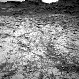 Nasa's Mars rover Curiosity acquired this image using its Right Navigation Camera on Sol 1431, at drive 1974, site number 56