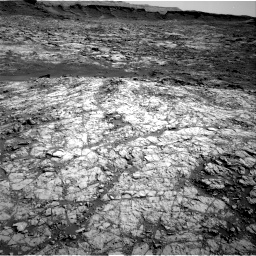 Nasa's Mars rover Curiosity acquired this image using its Right Navigation Camera on Sol 1431, at drive 2022, site number 56