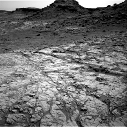 Nasa's Mars rover Curiosity acquired this image using its Right Navigation Camera on Sol 1431, at drive 2028, site number 56