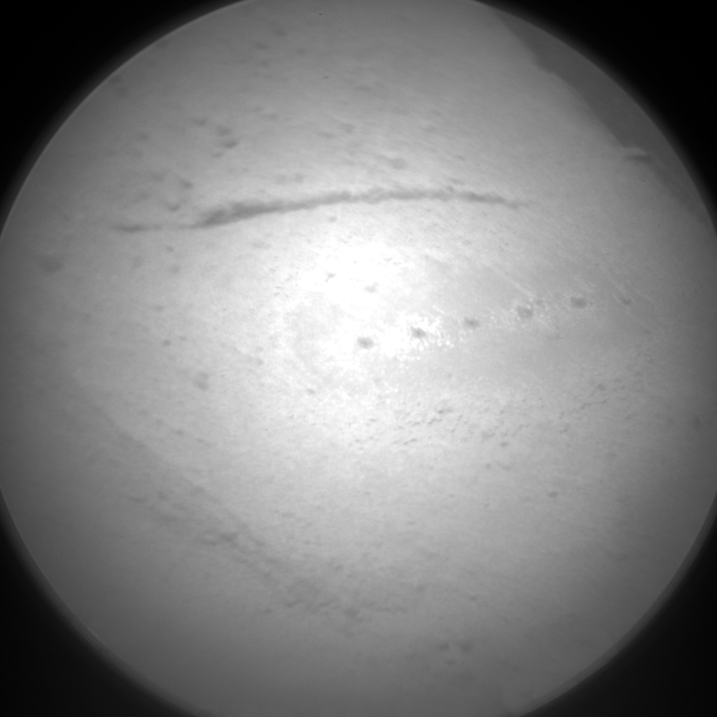 Nasa's Mars rover Curiosity acquired this image using its Chemistry & Camera (ChemCam) on Sol 1432, at drive 2034, site number 56