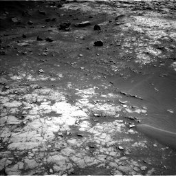 Nasa's Mars rover Curiosity acquired this image using its Left Navigation Camera on Sol 1432, at drive 2136, site number 56