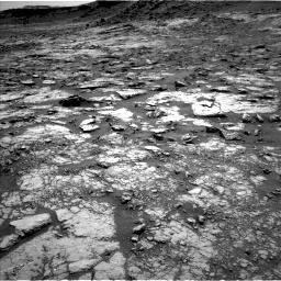Nasa's Mars rover Curiosity acquired this image using its Left Navigation Camera on Sol 1432, at drive 2220, site number 56