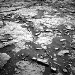 Nasa's Mars rover Curiosity acquired this image using its Left Navigation Camera on Sol 1432, at drive 2328, site number 56