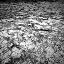 Nasa's Mars rover Curiosity acquired this image using its Right Navigation Camera on Sol 1432, at drive 2040, site number 56