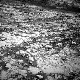Nasa's Mars rover Curiosity acquired this image using its Right Navigation Camera on Sol 1432, at drive 2070, site number 56