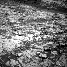 Nasa's Mars rover Curiosity acquired this image using its Right Navigation Camera on Sol 1432, at drive 2076, site number 56