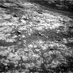 Nasa's Mars rover Curiosity acquired this image using its Right Navigation Camera on Sol 1432, at drive 2094, site number 56