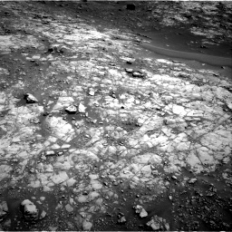 Nasa's Mars rover Curiosity acquired this image using its Right Navigation Camera on Sol 1432, at drive 2106, site number 56