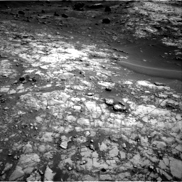 Nasa's Mars rover Curiosity acquired this image using its Right Navigation Camera on Sol 1432, at drive 2118, site number 56