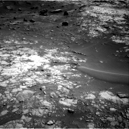 Nasa's Mars rover Curiosity acquired this image using its Right Navigation Camera on Sol 1432, at drive 2130, site number 56