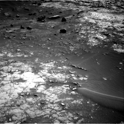 Nasa's Mars rover Curiosity acquired this image using its Right Navigation Camera on Sol 1432, at drive 2136, site number 56