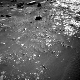 Nasa's Mars rover Curiosity acquired this image using its Right Navigation Camera on Sol 1432, at drive 2154, site number 56