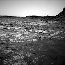 Nasa's Mars rover Curiosity acquired this image using its Right Navigation Camera on Sol 1432, at drive 2160, site number 56