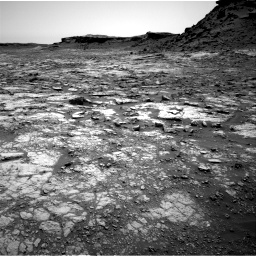 Nasa's Mars rover Curiosity acquired this image using its Right Navigation Camera on Sol 1432, at drive 2208, site number 56