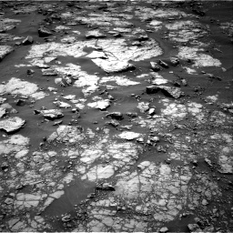 Nasa's Mars rover Curiosity acquired this image using its Right Navigation Camera on Sol 1432, at drive 2238, site number 56