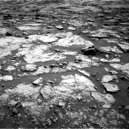 Nasa's Mars rover Curiosity acquired this image using its Right Navigation Camera on Sol 1432, at drive 2256, site number 56