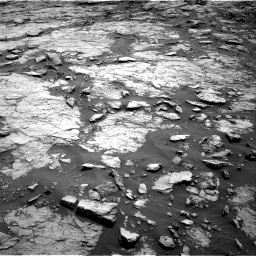 Nasa's Mars rover Curiosity acquired this image using its Right Navigation Camera on Sol 1432, at drive 2328, site number 56