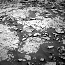Nasa's Mars rover Curiosity acquired this image using its Right Navigation Camera on Sol 1432, at drive 2334, site number 56