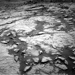 Nasa's Mars rover Curiosity acquired this image using its Right Navigation Camera on Sol 1432, at drive 2340, site number 56