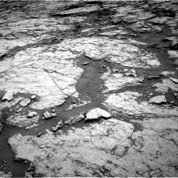 Nasa's Mars rover Curiosity acquired this image using its Right Navigation Camera on Sol 1432, at drive 2352, site number 56