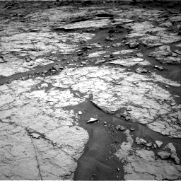 Nasa's Mars rover Curiosity acquired this image using its Right Navigation Camera on Sol 1432, at drive 2364, site number 56