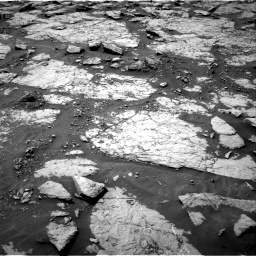 Nasa's Mars rover Curiosity acquired this image using its Right Navigation Camera on Sol 1433, at drive 2566, site number 56