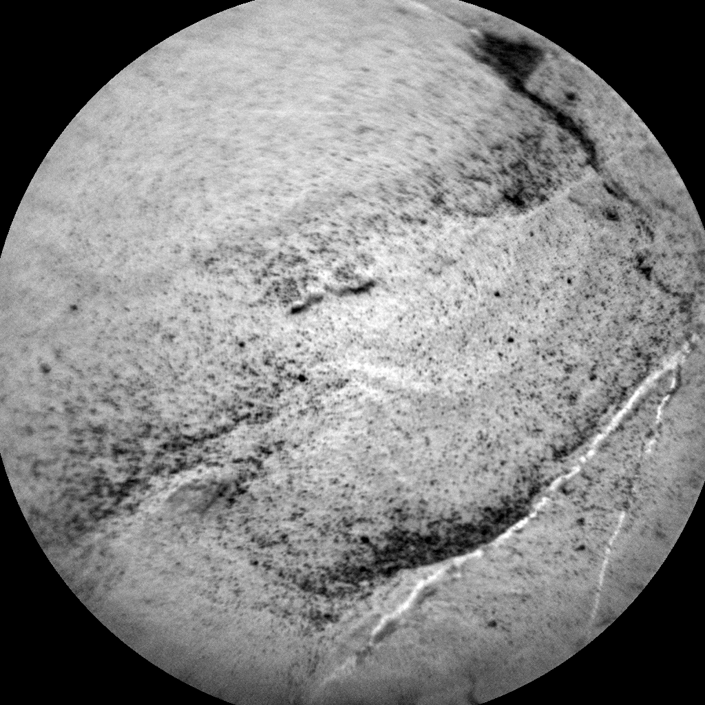 Nasa's Mars rover Curiosity acquired this image using its Chemistry & Camera (ChemCam) on Sol 1433, at drive 2428, site number 56