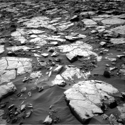 Nasa's Mars rover Curiosity acquired this image using its Right Navigation Camera on Sol 1434, at drive 12, site number 57