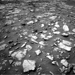 Nasa's Mars rover Curiosity acquired this image using its Left Navigation Camera on Sol 1435, at drive 336, site number 57