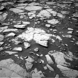 Nasa's Mars rover Curiosity acquired this image using its Right Navigation Camera on Sol 1435, at drive 60, site number 57