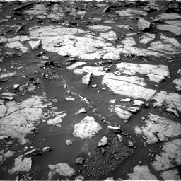 Nasa's Mars rover Curiosity acquired this image using its Right Navigation Camera on Sol 1435, at drive 90, site number 57