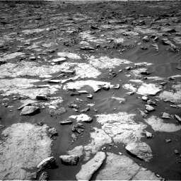 Nasa's Mars rover Curiosity acquired this image using its Right Navigation Camera on Sol 1435, at drive 192, site number 57
