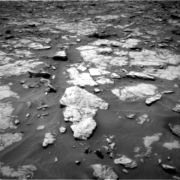 Nasa's Mars rover Curiosity acquired this image using its Right Navigation Camera on Sol 1435, at drive 216, site number 57