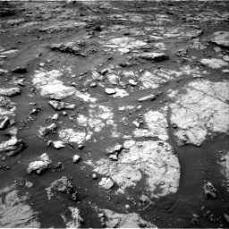 Nasa's Mars rover Curiosity acquired this image using its Right Navigation Camera on Sol 1435, at drive 258, site number 57