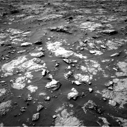 Nasa's Mars rover Curiosity acquired this image using its Right Navigation Camera on Sol 1435, at drive 264, site number 57