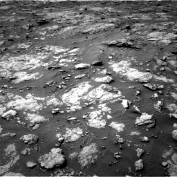 Nasa's Mars rover Curiosity acquired this image using its Right Navigation Camera on Sol 1435, at drive 270, site number 57