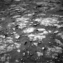 Nasa's Mars rover Curiosity acquired this image using its Right Navigation Camera on Sol 1435, at drive 288, site number 57