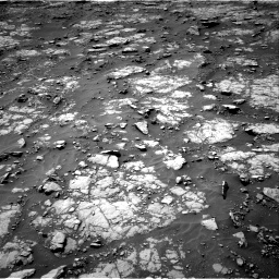 Nasa's Mars rover Curiosity acquired this image using its Right Navigation Camera on Sol 1435, at drive 294, site number 57
