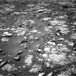 Nasa's Mars rover Curiosity acquired this image using its Right Navigation Camera on Sol 1435, at drive 300, site number 57
