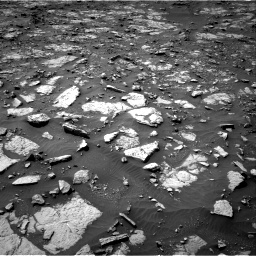Nasa's Mars rover Curiosity acquired this image using its Right Navigation Camera on Sol 1435, at drive 324, site number 57
