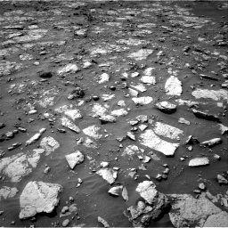 Nasa's Mars rover Curiosity acquired this image using its Right Navigation Camera on Sol 1435, at drive 336, site number 57