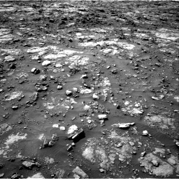 Nasa's Mars rover Curiosity acquired this image using its Right Navigation Camera on Sol 1435, at drive 378, site number 57