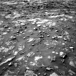 Nasa's Mars rover Curiosity acquired this image using its Right Navigation Camera on Sol 1435, at drive 384, site number 57