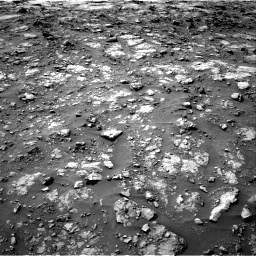 Nasa's Mars rover Curiosity acquired this image using its Right Navigation Camera on Sol 1435, at drive 396, site number 57