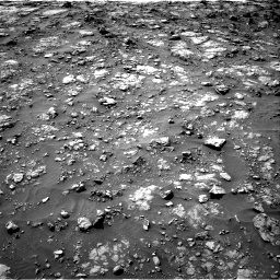Nasa's Mars rover Curiosity acquired this image using its Right Navigation Camera on Sol 1435, at drive 402, site number 57