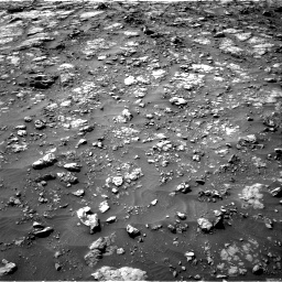 Nasa's Mars rover Curiosity acquired this image using its Right Navigation Camera on Sol 1435, at drive 408, site number 57