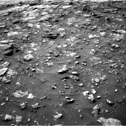 Nasa's Mars rover Curiosity acquired this image using its Right Navigation Camera on Sol 1435, at drive 414, site number 57